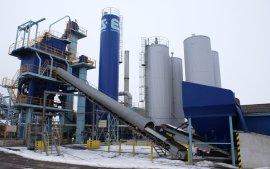 Servis betonárek a obaloven živičných směsí